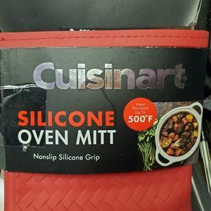 Cuisinart silicone oven mit